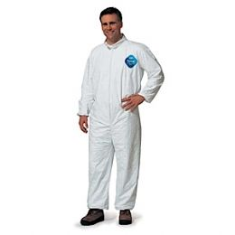Protective Coveralls for Clothes Moth Control